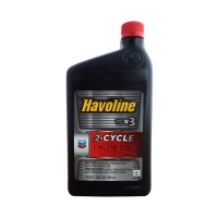 Моторное масло Chevron Havoline 2 cycle TC-W3, 0.946л